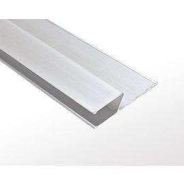 HA-Kartätsche ungezahnt, 114 x 50 x 28 mm