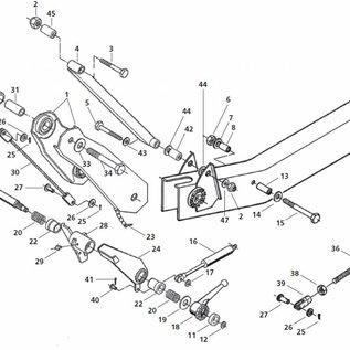 2.1 - Fahrwerk - Auslaufeinrichtung 1