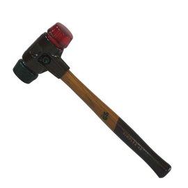 HALDER Simplex-Schonhammer, Gummi/Plastik,