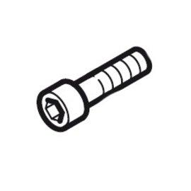 Zylinderschraube M8x25 - 031 831 002