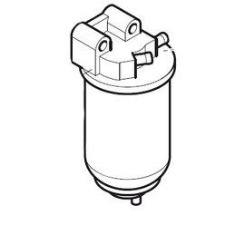 Kraftstofffilter Baugruppe - 215 000 0200