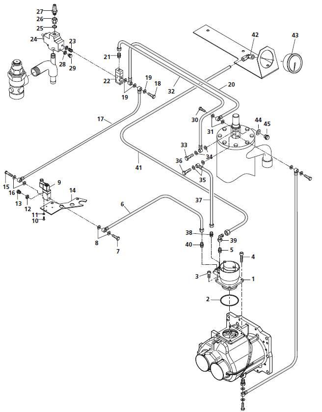 REgelsystem DC260/45