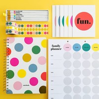 One big family planner