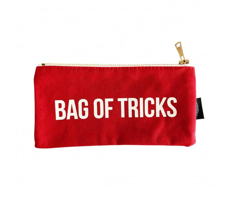 Canvas bag Bag of tricks S