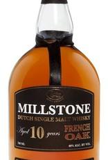 Zuidam Millstone Dutch Single Malt Whisky 10yo French Oak