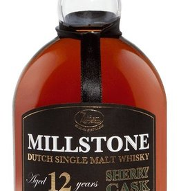 Zuidam Millstone Dutch Single Malt Whisky 12yo Sherry Cask