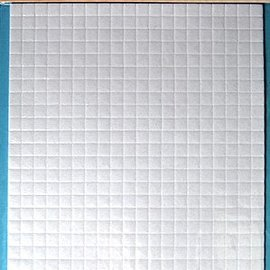 Foam Pads 1,0 mm/5mm.bloc WHITE 5mm, 10x15 cm