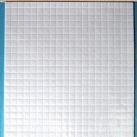 Foam Pads 1,0 mm/5mm.blocke Weiss 5mm, 10x15 cm