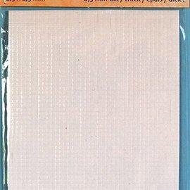 Foam Pads 0,5 mm/2,5mm bloc WHITE 2,5mm, 10x15cm