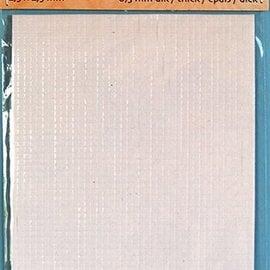 Foam Pads 0,5 mm/2,5mm blocke Weiss 2,5mm, 10x15cm