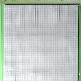 Foam Pads 1,5 mm/2,5mm bloc WHITE 2,5mm, 10x15cm