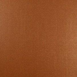Metallic cardstock linen paper Copper 15x30cm