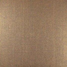 Metallic cardstock leinen Papier Dunkelbraun 15x30cm