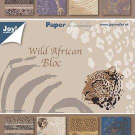 Paperblock A5 - Africa