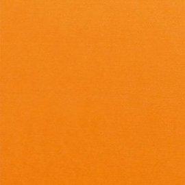 Paperset linen structure 15x30cm 20 Sheets - 200gr Orange