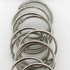 Bookbinders rings 40mm, 12pc