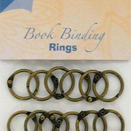 Buchbinder Ringe 20mm, 12st