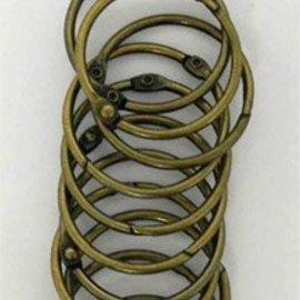 Buchbinder Ringe 40mm, 12st