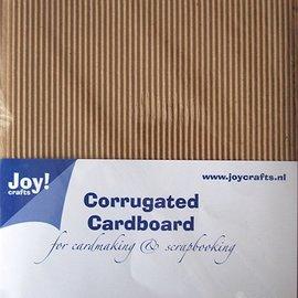 Kraft corrugated cardboard