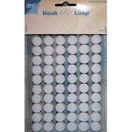 Hook & Loop round, 13 mm
