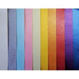 Papierset A4 Rauhfaser-Struktur 10 Blatt 120gr