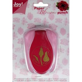 Punches set Rose leaf small