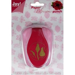 Paper Blossom Stanze Rosenknospe