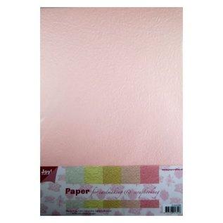 Paper Blossoms Papierset - hell