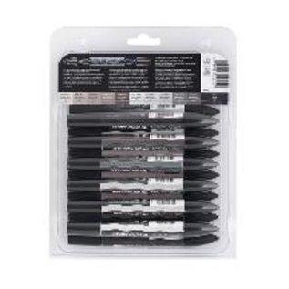 W&N Brushmarker - Greys