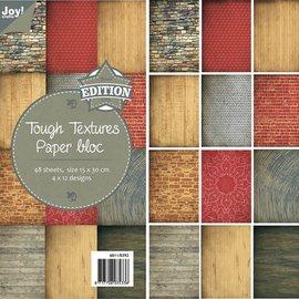 Papierblock - Tough Textures