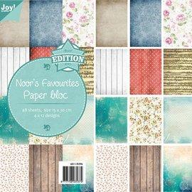 Papierblock - Noor's Favourites