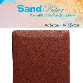 refill sandpaper