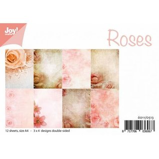 Paperset - Roses