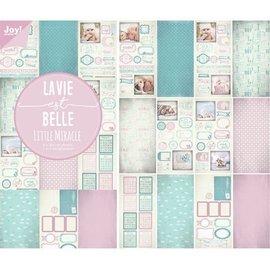 Stanz- & Designpapierblock - Baby