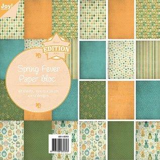 Papierblock - Frühlingsgefühle - 15x30cm