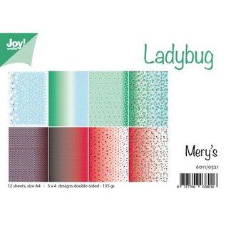 Paperset - Ladybug