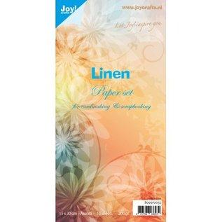 Papierset Leinen - 8099/0055
