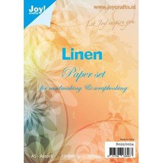 Papierset Leinen A5 - 8099/0054