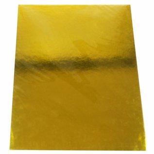 Mirror cardboard Gold 8011/0103