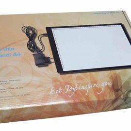 Ultra dünne Leuchtplatte A4