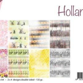 Papierset - Holland A4 6011/0522