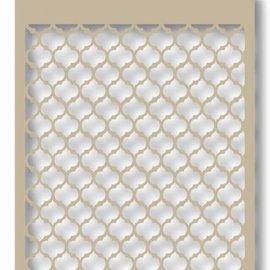 Mask Stencil - Honey Comb