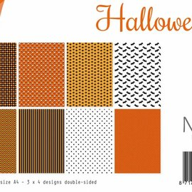 Papierset  - Halloween 6011/0533