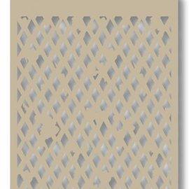 Mask Schablone - Raute 6002/0839