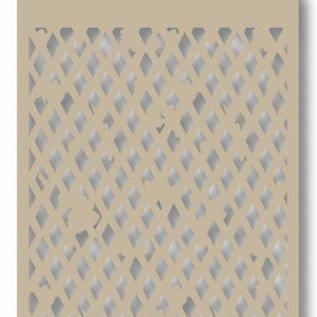 Mask stencil - Rhomb