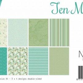 Papierset - Design Ten Mile 6011/0524