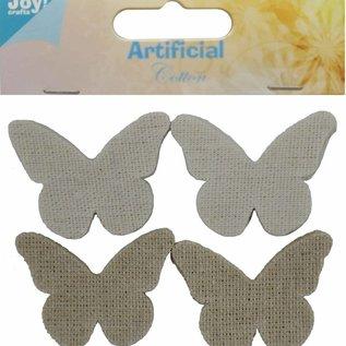 Schmetterlinge klein Baumwolle