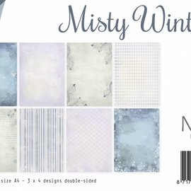 Paperset - Misty Winter
