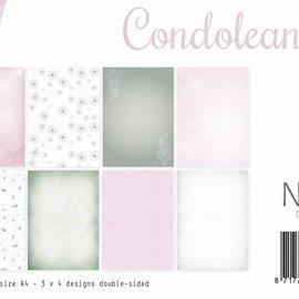 Papierset - Kondolenz 6011/0542