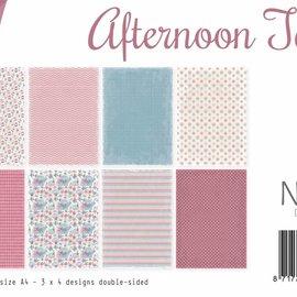 Papierset - Afternoon Tea 6011/0535